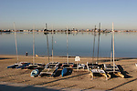 Mission Bay, catamarans