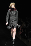 March 22, 2013, Tokyo, Japan - G.V.G.V - Autumn/Winter 2013-14 - Tokyo Collection - Runway. (Photo by Kjeld Duits/AFLO)