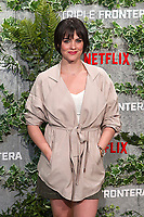 Cristina Abad attends the photocall for 'Triple Frontier' at Callao Cinema on March 06, 2019 in Madrid, Spain. (ALTERPHOTOS/Alconada)<br /> Foto Alterphotos / Insidefoto<br /> ITALY ONLY