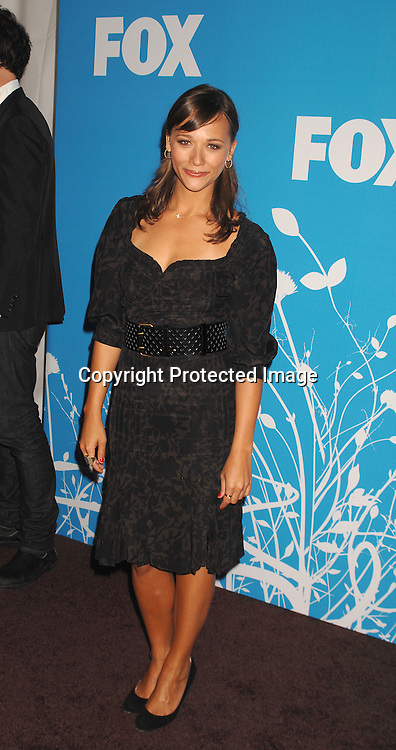 Rashida Jones..arriving at The FOX TV Upfront on May 17, 2007 at Wolman Rink in Central Park in New York City. ..Robin Platzer, Twin Images........212-935-0770 ..