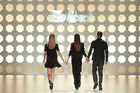 SAO PAULO, SP, 21 MARÇO 2013 - SPFW - COLCCI - A Modelo Erin Heatherton, Isabel Goulart e o ator Paul Walker durante desfile da grife Colcci coleção Primavera-Verão 2013/14, em desfile da São Paulo Fashion Week (SPFW) no Pavilhão da Bienal do Ibirapuera na região sul da capital paulista nesta quinta-feira, 21. (FOTO: MONICA SILVEIRA / BRAZIL PHOTO PRESS).