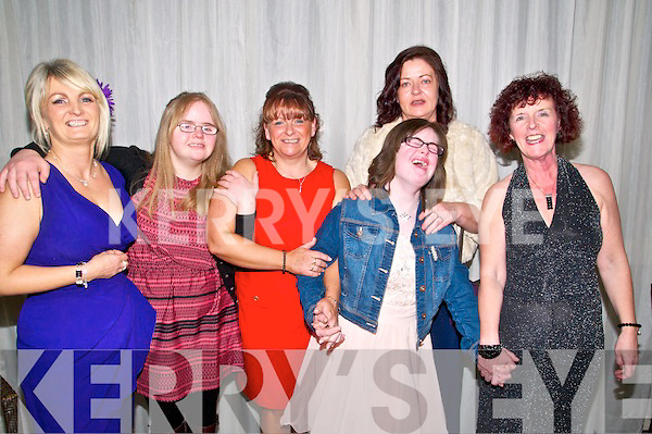 Nano Nagle School Social: Attending the Nano Nagle school, Listowel annual social at the Listowel Arms Hotel on Friday night last were Michelle Halpin, Sarah Keane, Carol White, Nicki & Marie Kileen & Gabrielle Browm.
