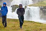 July 2014:  Grundarfjorour, Iceland.