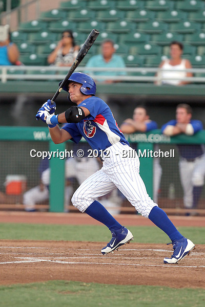 Albert Almora - 2012 AZL Cubs (Bill Mitchell)