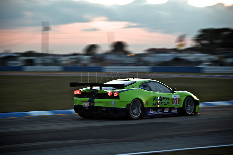 2010 58th Mobil 1 12 Hours of Sebring