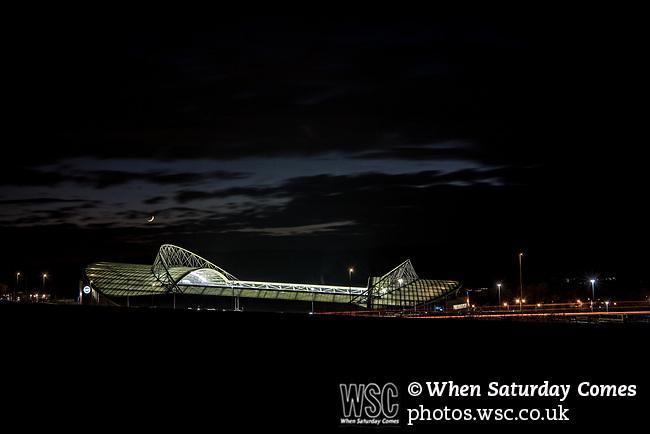 Brighton & Hove Albion 1 Tottenham Hotspur 1, 17/04/2019. Amex Stadium/Falmer Stadium, Premier League. Photo by Simon Gill.