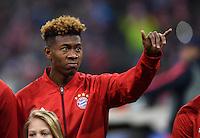 FUSSBALL CHAMPIONS LEAGUE  SAISON 2015/2016 ACHTELFINALE RUECKSPIEL FC Bayern Muenchen  - Juventus Turin      16.03.2016 David Alaba (FC Bayern Muenchen)