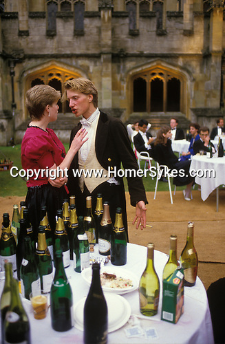 Oxford, Oxfordshire 1985.<br />