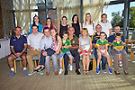 Donie McCannon St Brendans Park celebrating his 60th Birthday with family at Ballyroe Heights Hotel on Sunday