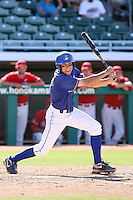 Zack Jones, San Jose State Spartans.Photo by:  Bill Mitchell/Four Seam Images.