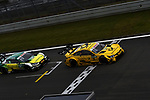 09.09.2017, N&uuml;rburgring, N&uuml;rburg, DTM 2017, 13.Lauf N&uuml;rburgring,08.09.-10.09.2017 , im Bild<br /> Timo Glock (DEU#16) BMW Team RMR, Deutsche Post BMW M4 DTM , Mike Rockenfeller (DEU#99) Audi Sport Team Phoenix, Schaeffler Audi RS 5 DTM <br /> <br /> Foto &copy; nordphoto / Bratic