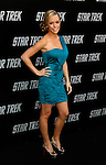 "HOLLYWOOD, CA. - April 30: Kendra Wilkinson arrives at the Los Angeles premiere of ""Star Trek"" at the Grauman's Chinese Theater on April 30, 2009 in Hollywood, California."