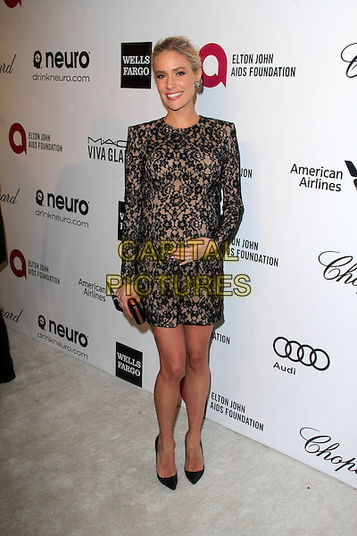 WEST HOLLYWOOD, CA - March 02: Kristin Cavallari at the 22nd Annual Elton John AIDS Foundation Oscar Viewing Party, Private Location, West Hollywood,  March 02, 2014.  <br /> CAP/MPI/JO<br /> &copy;Janice Ogata/MediaPunch/Capital Pictures