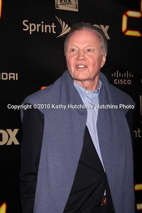 "Jon Voight.arrives at the ""24"" Series Finale Party .Boulevard3.Los Angeles, CA.April 30, 2010.©2010 Kathy Hutchins / Hutchins Photo..."