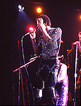 Michael Jackson 1981 with The Jacksons