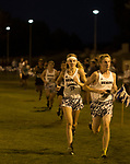The Nevada Men's Cross Country team competes for the first time in 25 years in the Bonanza Casino Nevada Twilight Classic season opener at Mira Loma Park in Reno on Friday night, August 30, 2019.