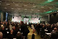 Abstimmung ueber die Satzungsaenderungen<br /> Ausserordentlicher DFB Bundestag zum Schiedsrichterwesen *** Local Caption *** Foto ist honorarpflichtig! zzgl. gesetzl. MwSt. Auf Anfrage in hoeherer Qualitaet/Aufloesung. Belegexemplar an: Marc Schueler, Alte Weinstrasse 1, 61352 Bad Homburg, Tel. +49 (0) 151 11 65 49 88, www.gameday-mediaservices.de. Email: marc.schueler@gameday-mediaservices.de, Bankverbindung: Volksbank Bergstrasse, Kto.: 151297, BLZ: 50960101