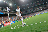 REAL MADRID v APOEL FC. CHAMPIONS LEAGUE 2017/2018. GROUP H. MATCH 1.