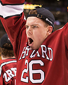Jacob Olson (Harvard - 26) - The Harvard University Crimson defeated the Boston University Terriers 6-3 (EN) to win the 2017 Beanpot on Monday, February 13, 2017, at TD Garden in Boston, Massachusetts.