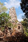 Preah Palilay Temple, Angkor Thom, Cambodia