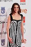Macarena Gomez attends to XXV Forque Awards at Palacio Municipal de Congresos in Madrid, Spain. January 11, 2020. (ALTERPHOTOS/A. Perez Meca)