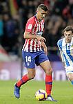 Atletico de Madrid's Rodrigo Hernandez during La Liga match. October 27,2018. (ALTERPHOTOS/Acero)