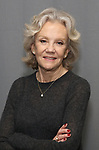 Hayley Mills attends the Off-Broadway Meet & Greet Photocall for the cast of 'Party Face' at Theatre Row Studios on November 18, 2017 in New York City.
