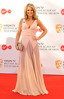 Charlotte Hawkins at the Virgin TV British Academy (BAFTA) Television Awards 2018, Royal Festival Hall, Belvedere Road, London, England, UK, on Sunday 13 May 2018.<br /> CAP/CAN<br /> &copy;CAN/Capital Pictures