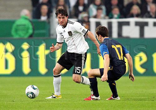 29 03 2011    international match friendly  Season  national team DFB Germany vs Australia