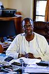 TANZANIA Tanga, Sisal industry, D.D. Ruhinda & Company Ltd., Damian David Ruhinda / TANSANIA Tanga, Sisal Industrie, D.D. Ruhinda & Company Ltd., Damian David Ruhinda