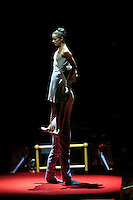 Scottish Ballet during the Ryder Cup Gala Concert 2014 at SSE Hydro on Wednesday 24th September 2014.<br /> Picture:  Thos Caffrey / www.golffile.ie