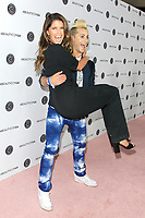 LOS ANGELES - AUG 12: Katherine Schwarzenegger, Frankie Grande at the 5th Annual BeautyCon Festival Los Angeles at the Convention Center on August 12, 2017 in Los Angeles, California
