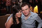 Sarah Kehoe and Conor Campbell celebrating New Years Eve in Bru...(Photo credit should read www.newsfile.ie)....This Picture has been sent you under the conditions enclosed by:.Newsfile Ltd..The Studio,.Millmount Abbey,.Drogheda,.Co Meath..Ireland..Tel: +353(0)41-9871240.Fax: +353(0)41-9871260.GSM: +353(0)86-2500958.email: pictures@newsfile.ie.www.newsfile.ie.