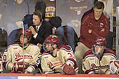 T.J. Fast, Seth Appert, Steven Cook, Lee Greseth, Andrew Thomas - The Princeton University Tigers defeated the University of Denver Pioneers 4-1 in their first game of the Denver Cup on Friday, December 30, 2005 at Magness Arena in Denver, CO.