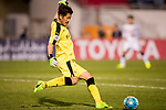 Goalkeeper Shota Arai of Kawasaki Frontale (JPN) in action during the AFC Champions League 2017 Group G match between Eastern SC (HKG) and Kawasaki Frontale (JPN) at the Mongkok Stadium on 01 March 2017 in Hong Kong, China. Photo by Chris Wong / Power Sport Images