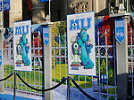 LOS ANGELES - JUN 17: Poster at The World Premiere for 'Monsters University' at the El Capitan Theater on June 17, 2013 in Los Angeles, California