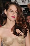 LOS ANGELES, CA - NOVEMBER 12: Kristen Stewart  arrives at 'The Twilight Saga: Breaking Dawn - Part 2' Los Angeles premiere at Nokia Theatre L.A. Live on November 12, 2012 in Los Angeles,
