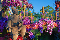 "Rose Parade, Float, Directors' Trophy, Phoenix, Satellite TV, ""Dance with the Terra Cotta Warriors"""