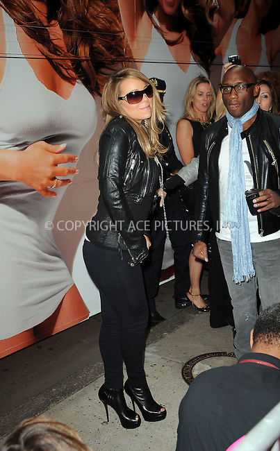 WWW.ACEPIXS.COM . . . . . ....September 29 2009, New York City....Singer Mariah Carey promoted her new fragrance 'Forever' at Macy's Herald Square on September 29, 2009 in New York City. ....Please byline: KRISTIN CALLAHAN - ACEPIXS.COM.. . . . . . ..Ace Pictures, Inc:  ..(212) 243-8787 or (646) 679 0430..e-mail: picturedesk@acepixs.com..web: http://www.acepixs.com