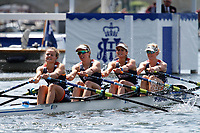 Race: 4 - Event: P.GRACE - Berks: 294 HOLLANDIA ROEICLUB, NED - Bucks: 299 NOTTINGHAM R.C. &amp; WARRINGTON R.C.<br /> <br /> Henley Royal Regatta 2017<br /> <br /> To purchase this photo, or to see pricing information for Prints and Downloads, click the blue 'Add to Cart' button at the top-right of the page.