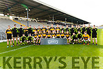 The Dr Crokes team who defeated Dingle in the Senior County Football Semi Final in Fitzgerald Stadium on Sunday.