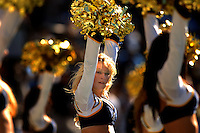 Sept. 17, 2006; San Diego, CA, USA; The San Diego Chargers cheerleaders perform against the Tennessee Titans at Qualcomm Stadium in San Diego, CA. Mandatory Credit: Mark J. Rebilas