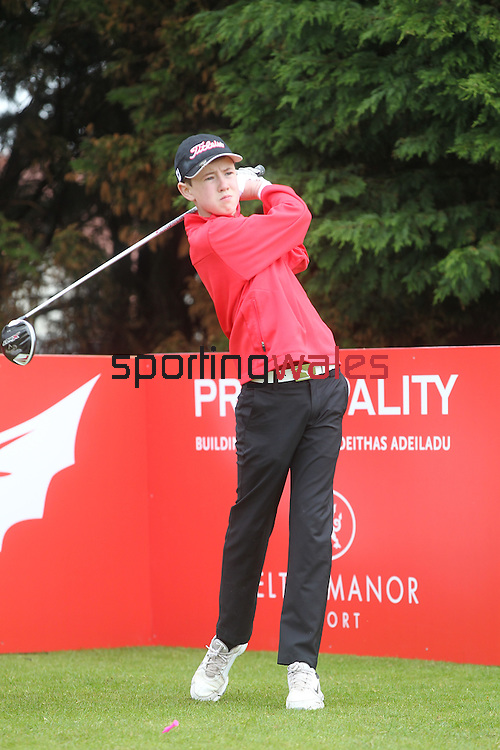 Principality Junior Wales Open Qualifier.<br /> Radyr Golf Club<br /> <br /> 24.04.14<br /> <br /> &copy;Steve Pope-SPORTINGWALES