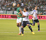 En el estadio Palmaseca se jugó el encuentro de ida entre Cali y Millonarios, donde luego de un empate a 3 goles en el marcador global, Cali logró anotar 4 de los 5 penales y pudo clasificar a la final.