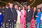 Luxembourg Rose and 2012 Rose of Tralee Nicola McEvoy at Midnight Madness in Denny Street on Tuesday night.