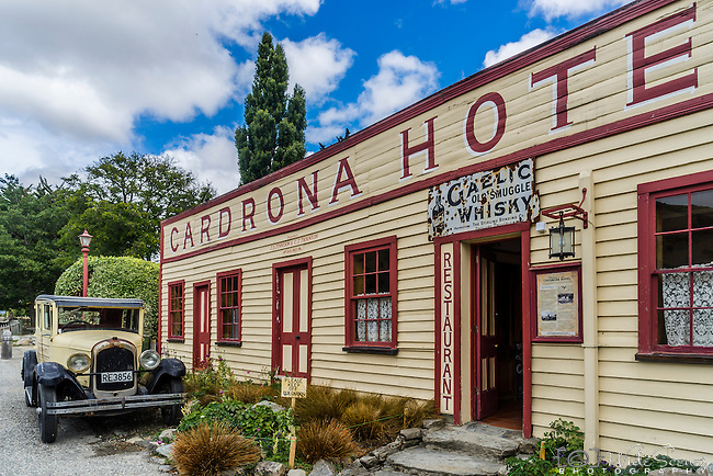 Situated on the spectacular Crown Range Road between Queenstown and Wanaka, the Cardrona Hotel is one of New Zealand's oldest and most iconic hotels.