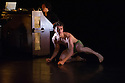 London, UK. 10.07.2014. ANATOMY OF AN AFTERNOON has its international premiere in the Purcell Room, in the Southbank Centre. Choreographed by Martin del Amo, with Australian dancer, Paul White. Photograph © Jane Hobson.