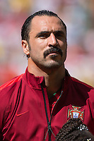 Hugo Almeida of Portugal