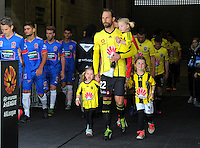 161105 A-League Football - Wellington Phoenix v Newcastle Jets