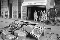 - Piemonte, Novembre 1994, l'alluvione del fiume Tanaro nella città di Alessandria<br />
